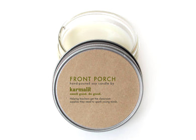 Front Porch 4oz Soy Candle