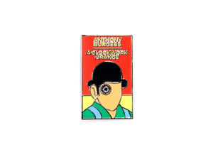 A Clockwork Orange Enamel Pin