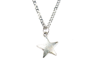 Big Star Long Necklace