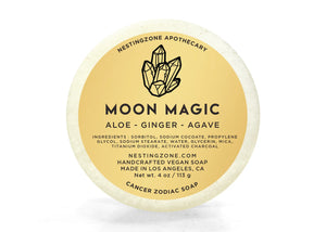 Moon Magic - Cancer Zodiac Soap