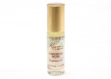 Gardenia Musk Fragrance Oil