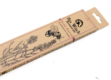 Herbal Renewal Incense Sticks Pack of 25