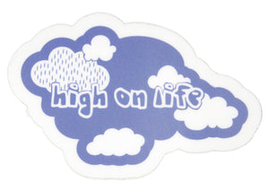High On Life Sticker