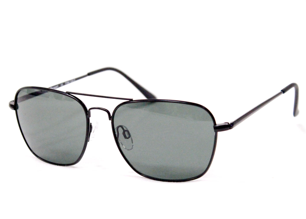 3rd Army Sunglasses in Matte Black