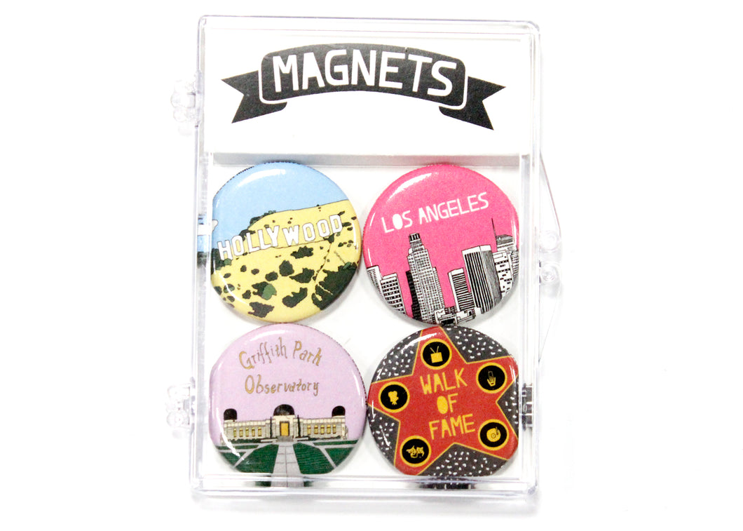 Hollywood Magnet Set