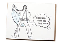 Stank You Card