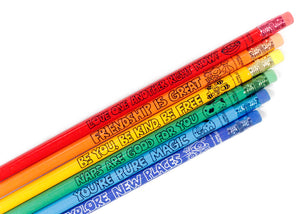 Friendly Reminders Pencil Set