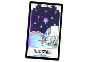 The Star Tarot Card Holographic Sticker