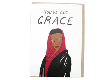 You've Got Grace Card
