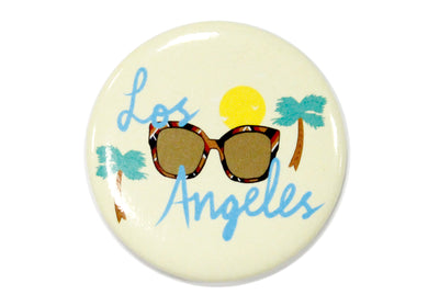 Los Angeles Sunglasses Magnet
