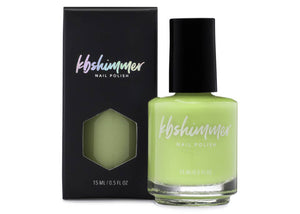 Honeydew List Nail Polish