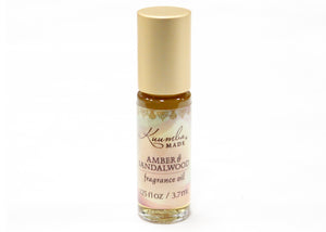 Amber & Sandalwood Fragrance Oil