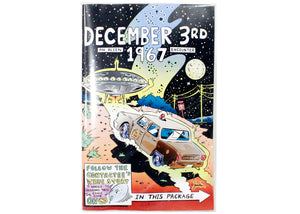 """December 3rd 1967: An Alien Encounter"" Comic"