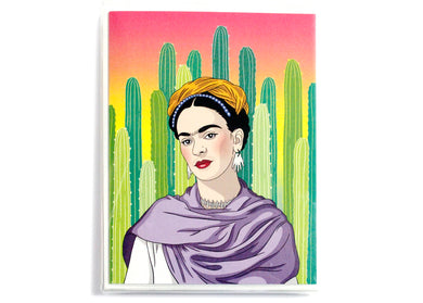 Frida Kahlo Set of 8 Note Cards