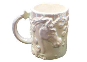 Magic Maker XL Iridescent Unicorn Mug