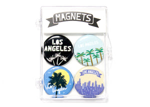 Los Angeles Magnet Set B