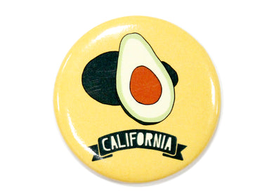 California Avocado Magnet