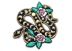 Serpent & Flower Patch
