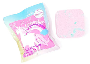 Rainbows & Unicorns Toy Surprise Bath Bomb
