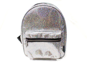 Mini Backpack in Glam Glitter