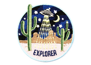 Area 51 Explorer Patch