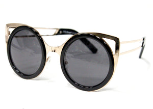 Cheshire Sunglasses in Black