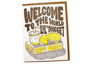 Lil' Nugget Card