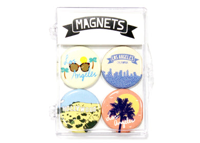 Los Angeles Magnet Set A