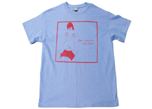 Raunchy Magritte Tee - Trans Unisex M