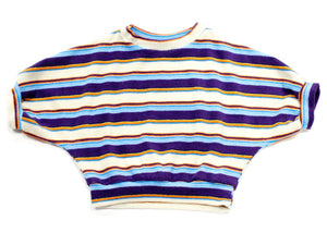 Praxis Top In Medea Stripe