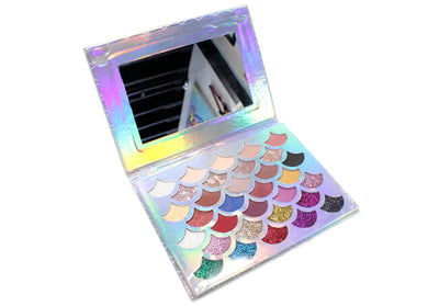 Goth Mermaid Eyeshadow Palette