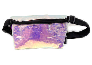 Ultra Slim Fanny Pack In Interplanetary Aura Spectral