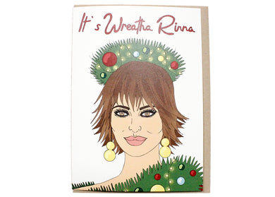 Wreatha Rinna Card