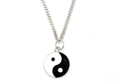 Yin Yang Short Necklace