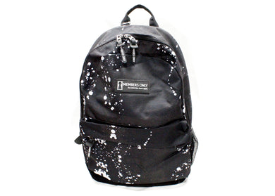 Splatter Canvas Backpack