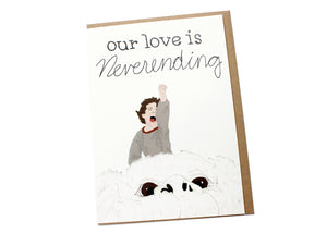 Neverending Love Card