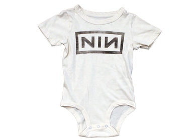 Nine Inch Nails Baby Onesie