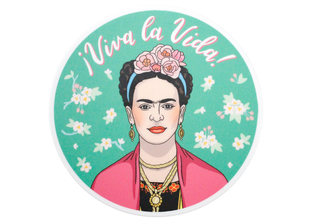 Frida ¡Viva La Vida! Sticker