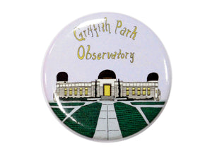 Griffith Park Observatory Magnet