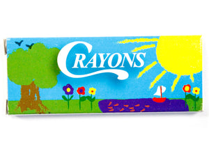 Pack of 4 Crayons