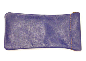 Snap Glasses Pouch in Purple