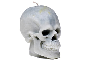 Skull Candle in Gray