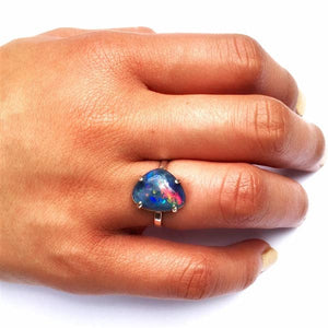 Cusco Opal Ring