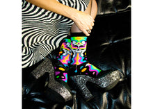 Oliver Hibert's Eye Of The Doomed Dress Crew Socks