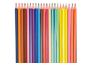 Pack of 24 Colored Pencils
