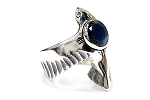 As Above Ring in Sterling Silver