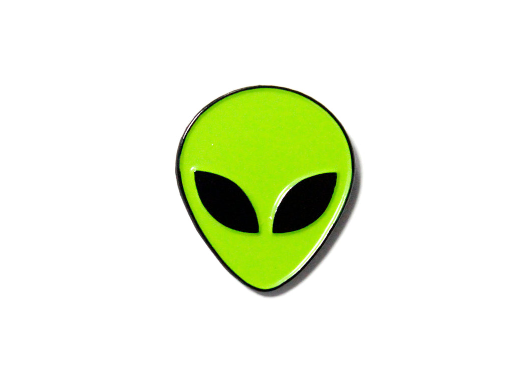Alien Enamel Pin