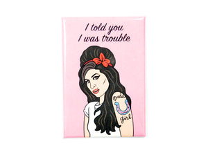 Amy Winehouse Magnet