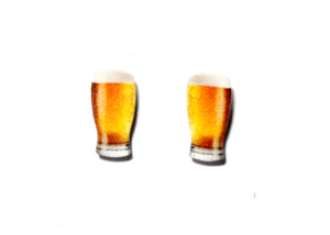 Beer Pint Earrings