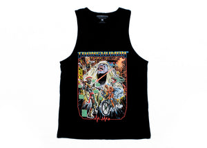 Bike Warrior Tank